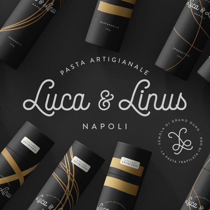 LUCA & LINUS PASTA