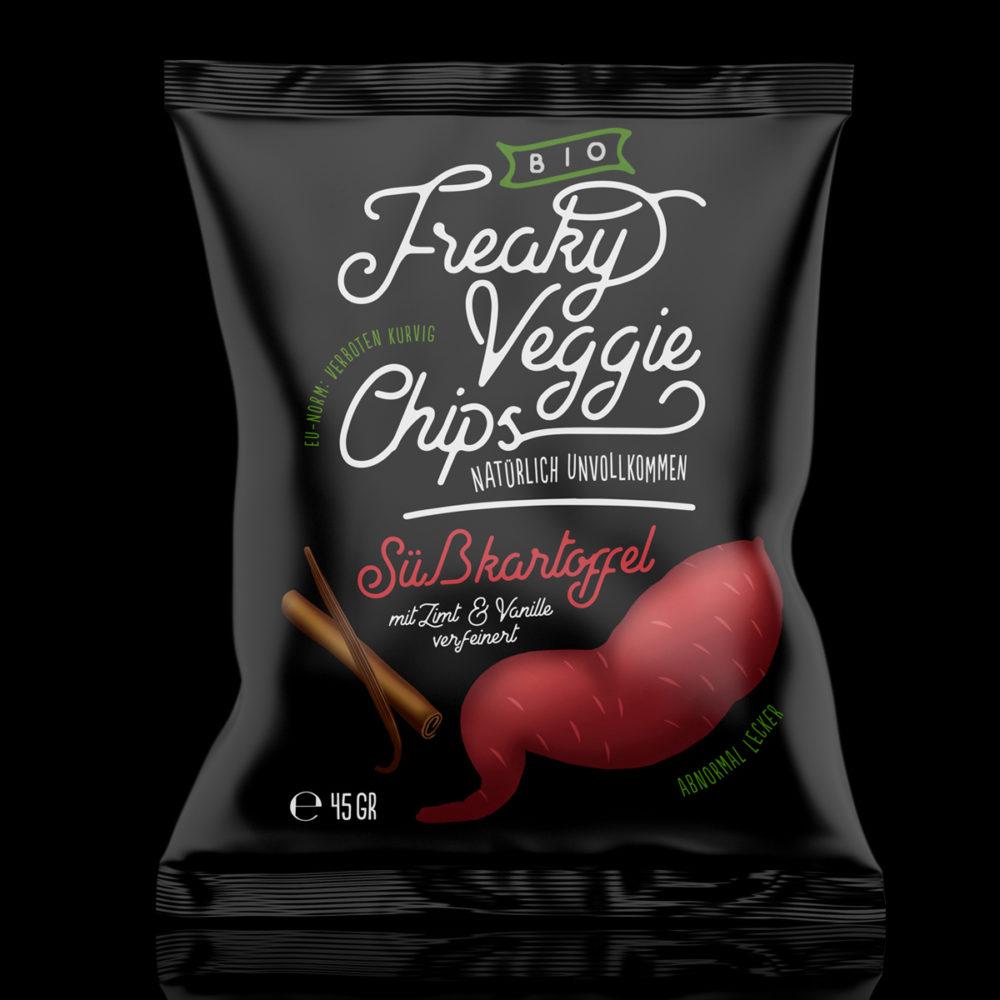FREAKY VEGGIE CHIPS